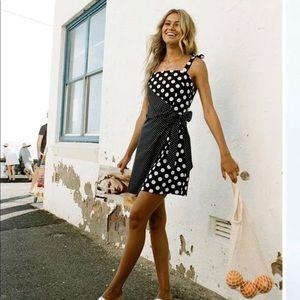 Sabo Skirt Rita Speck Dress